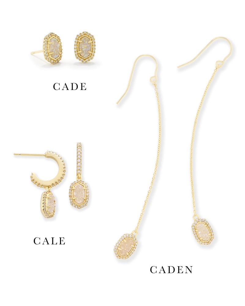 Cale Drop Earrings