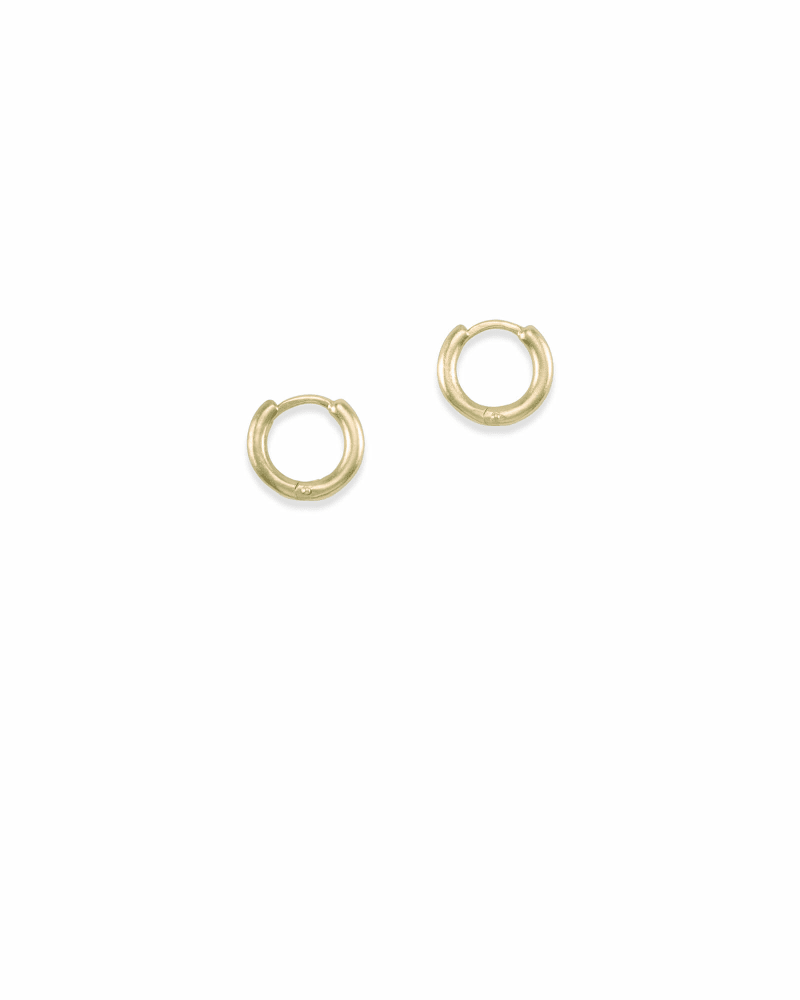 Hoops and Mini Heart Studs SINGLE Replacement Earring