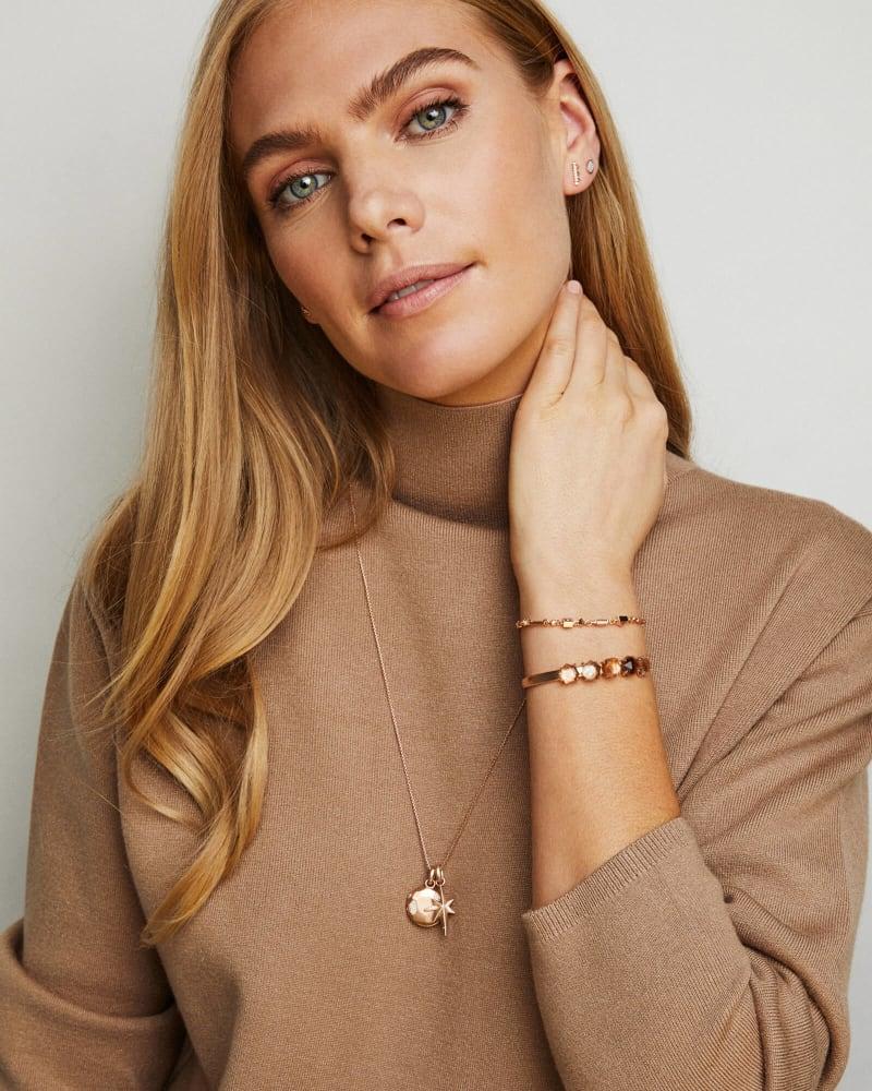 Lilo Adjustable Chain Bracelet