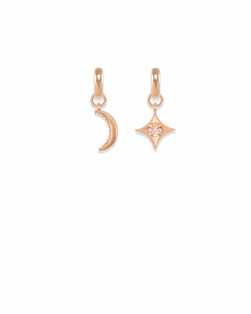 Go Beyond Charm Set in Rose Gold