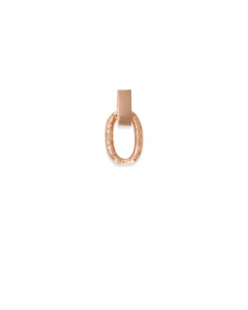 Charm Bracelet Link Extender in Rose Gold