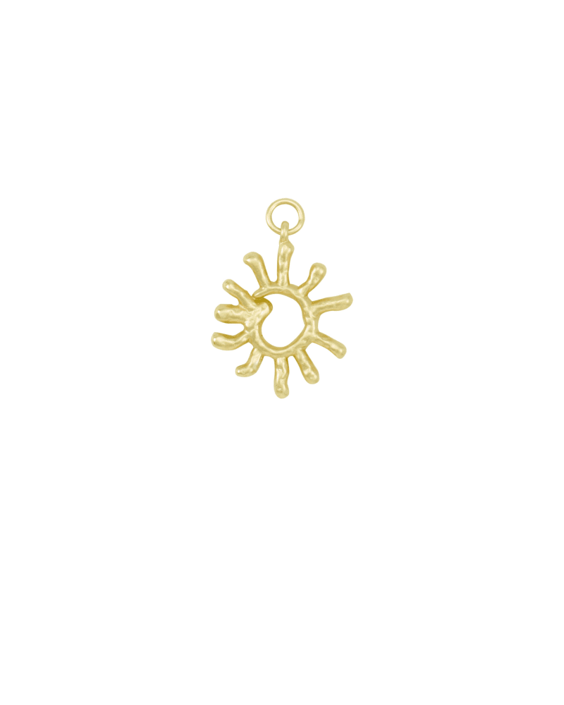 Children Charm in Gold