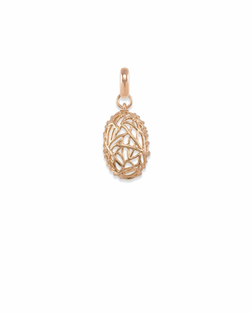 Mothers & Families Charm in Rose Gold