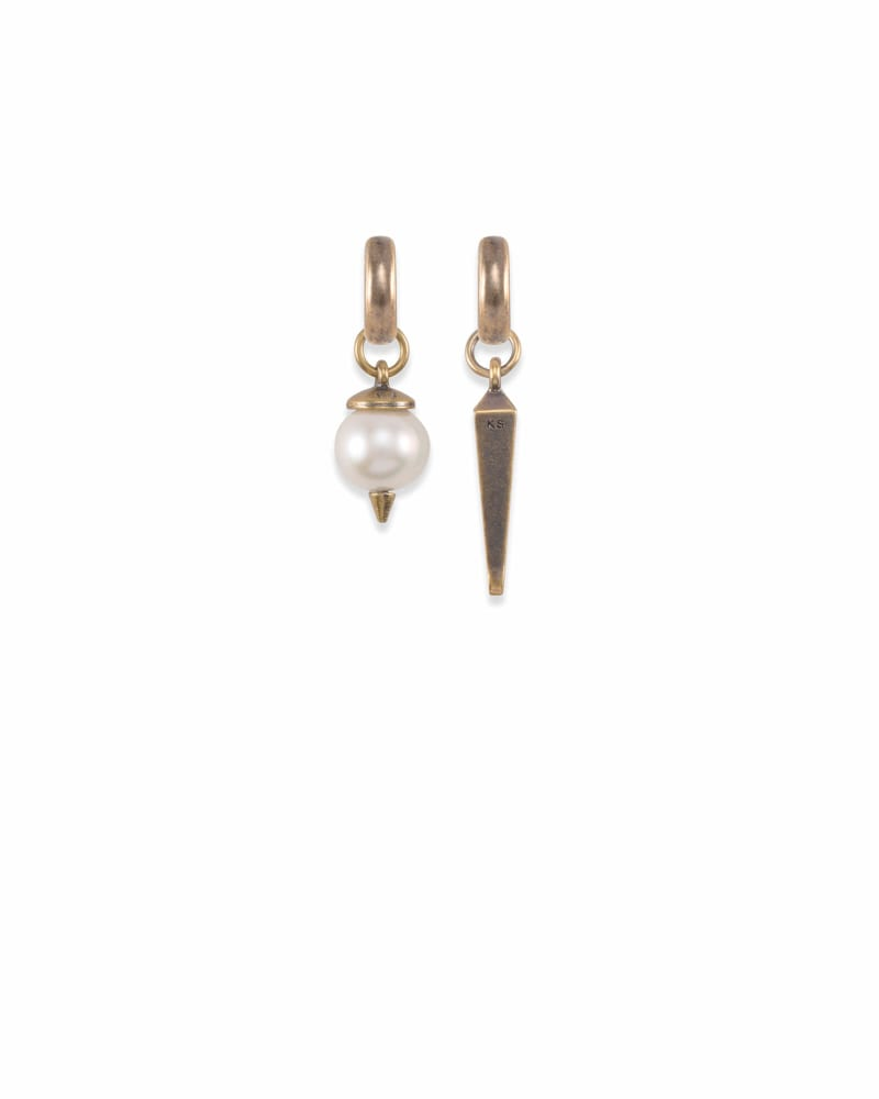 Duality Charm Set in Vintage Gold