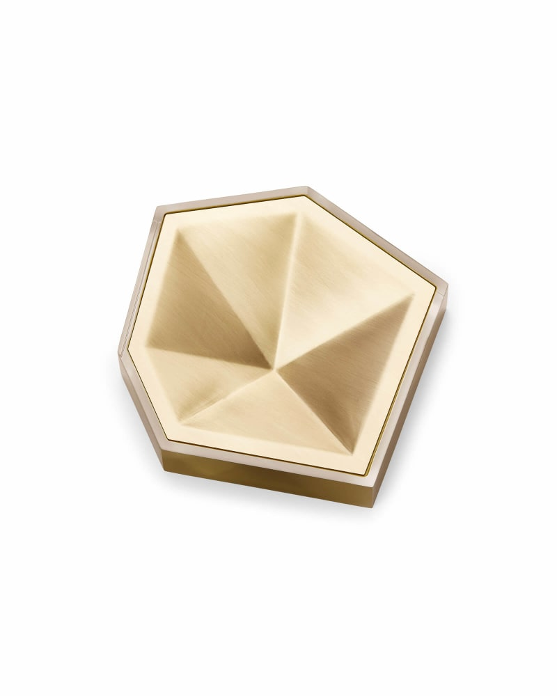 Faceted Ring Dish