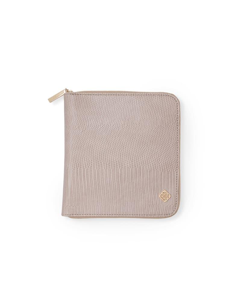 Jewelry Wallet in Gray