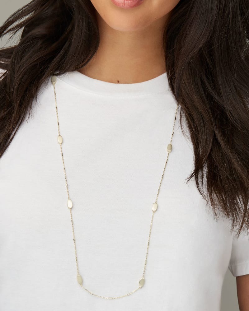 Franklin Long Necklace