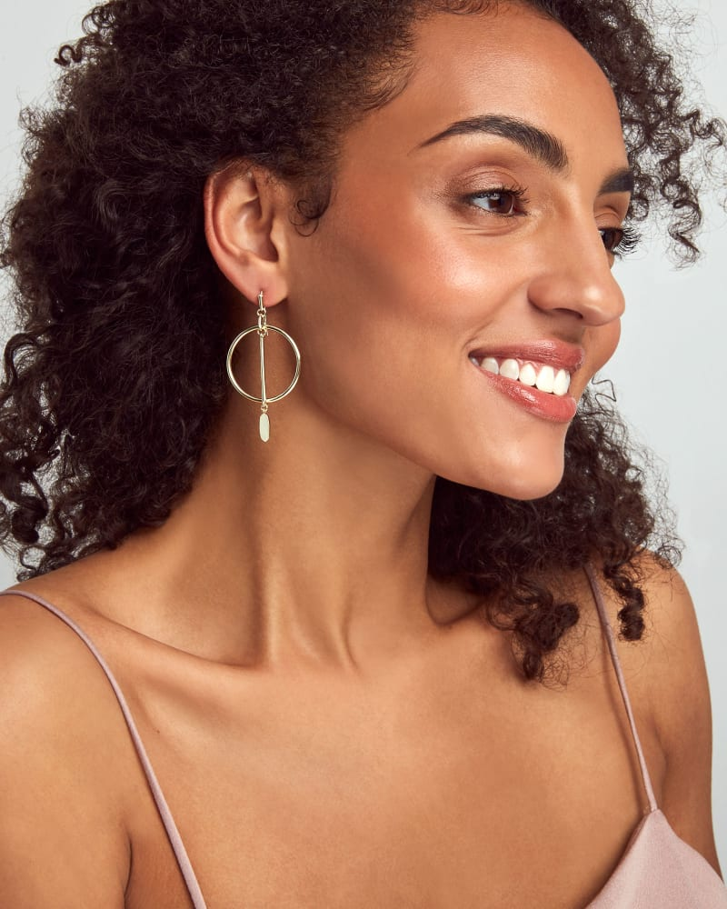 Nalani Open Frame Earrings