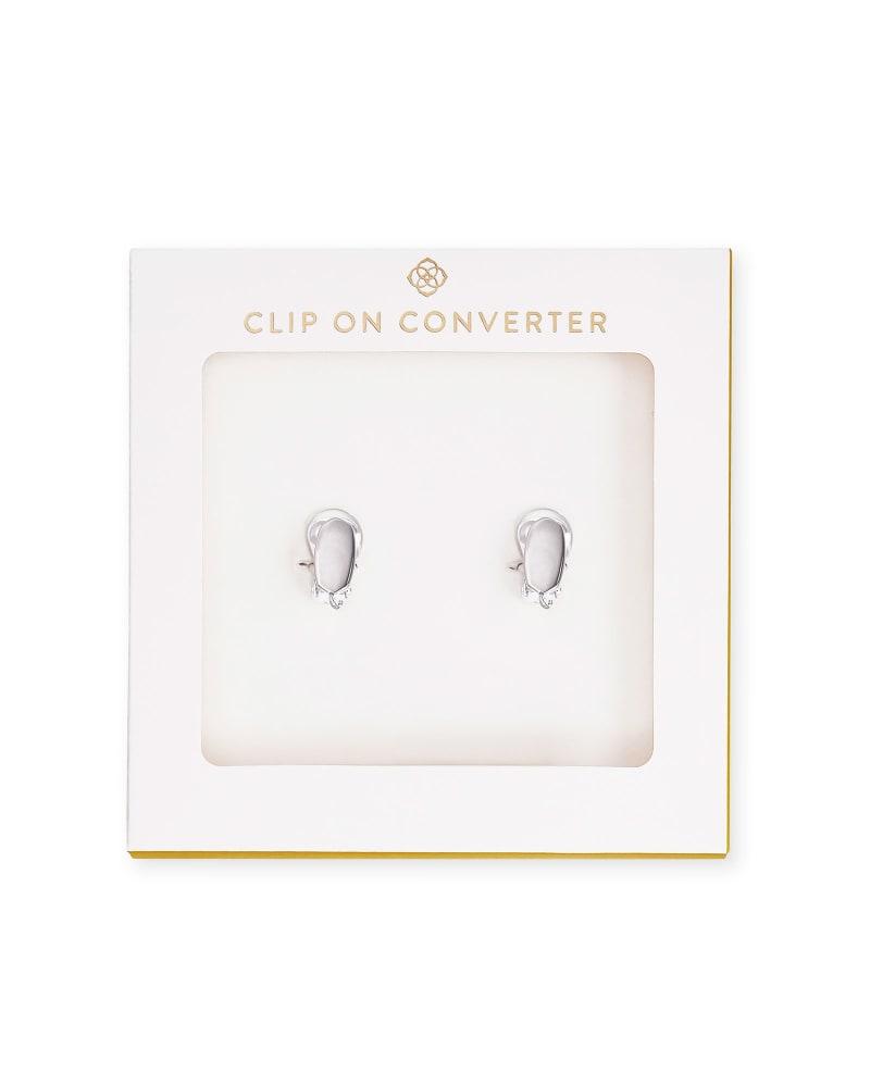 Clip On Converter in Silver