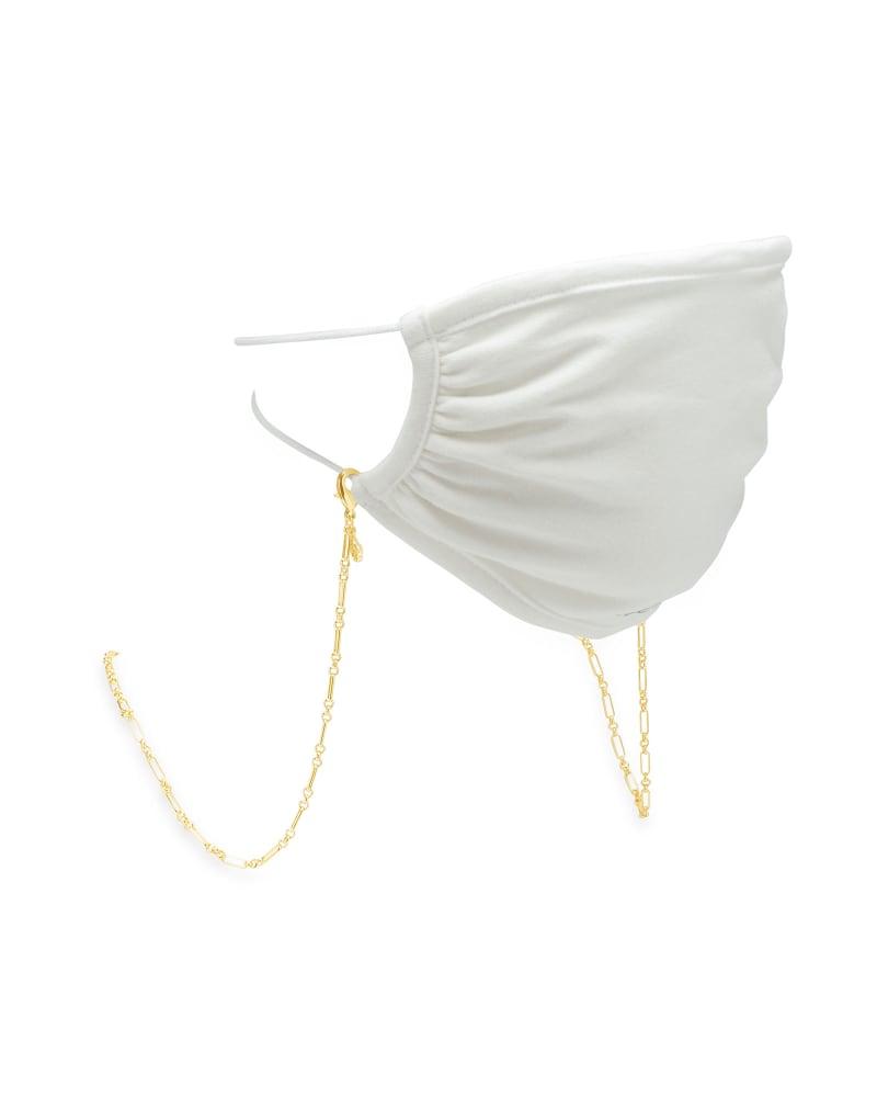 Erin Mask Chain in Gold