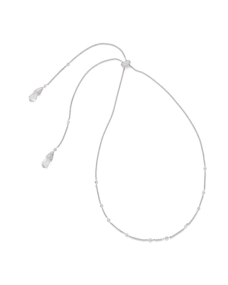 Sivan Choker Necklace in Silver