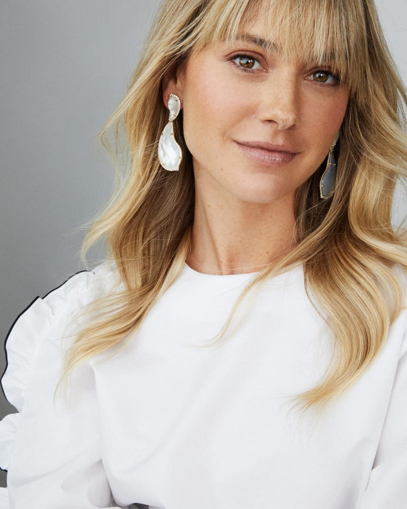 Teddi Statement Earrings