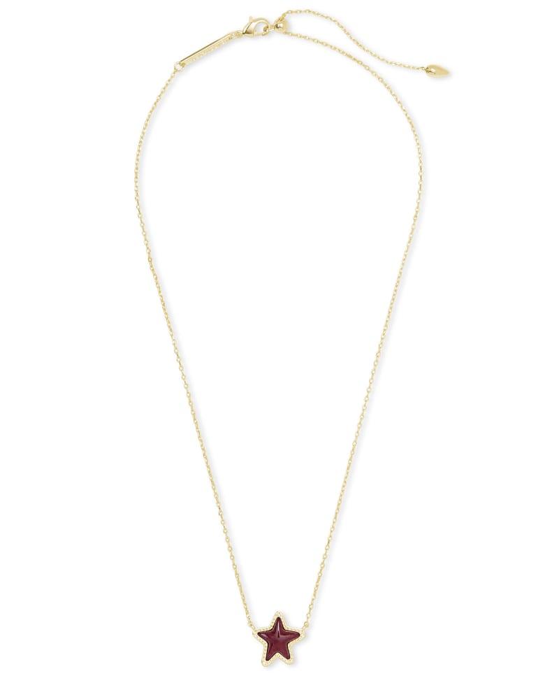 Jae Star Gold Pendant Necklace