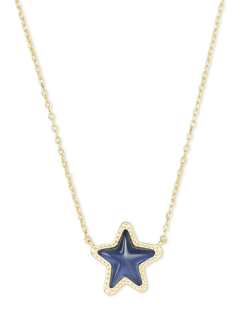Jae Star Gold Pendant Necklace | Kendra Scott