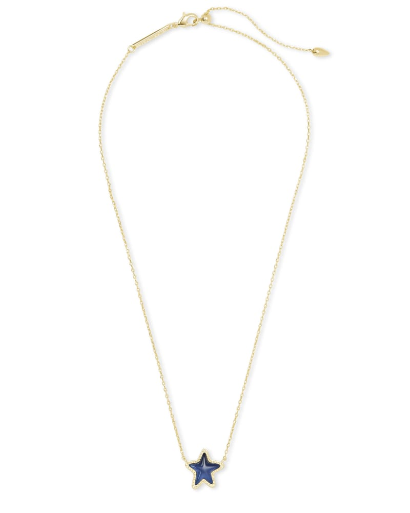 Jae Star Gold Pendant Necklace