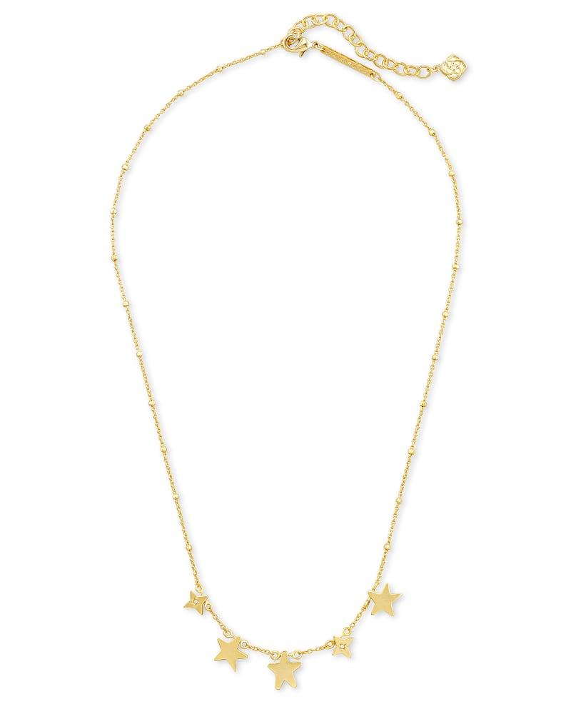 Jae Star Choker Necklace in Gold | Kendra Scott