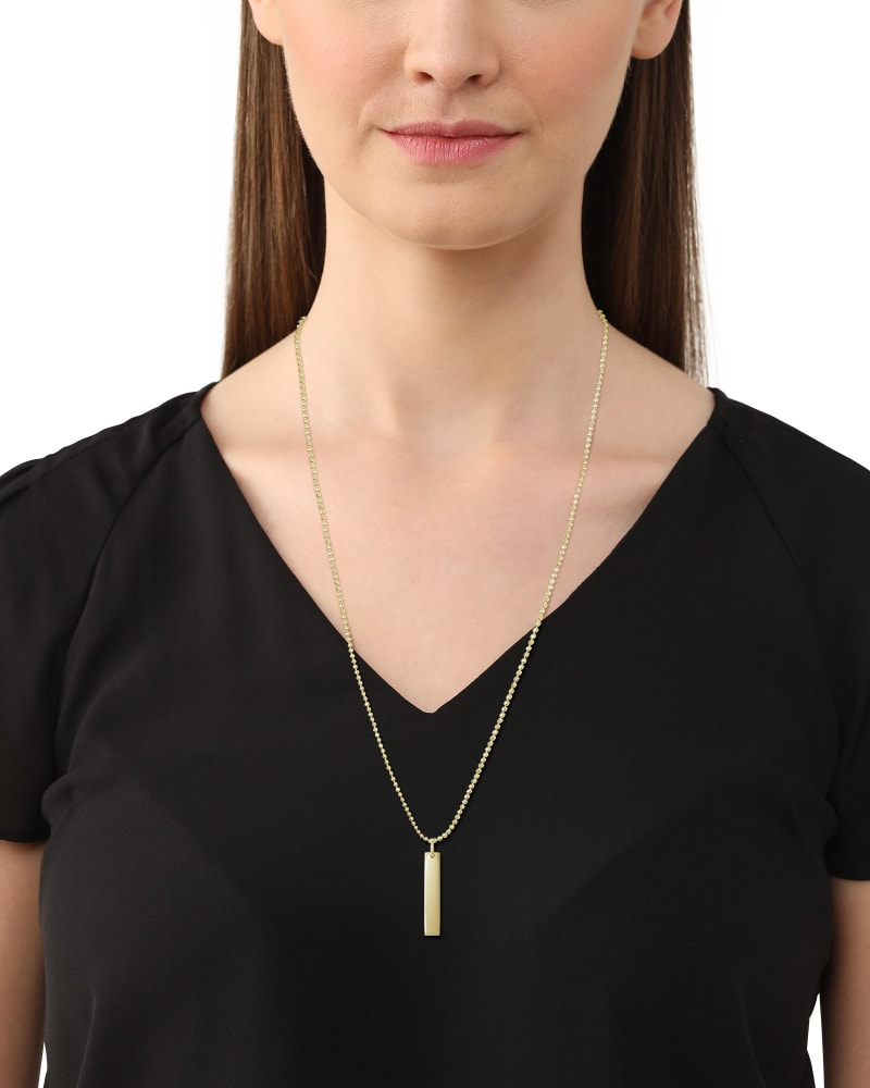 Allison Charm in 18k Gold Vermeil