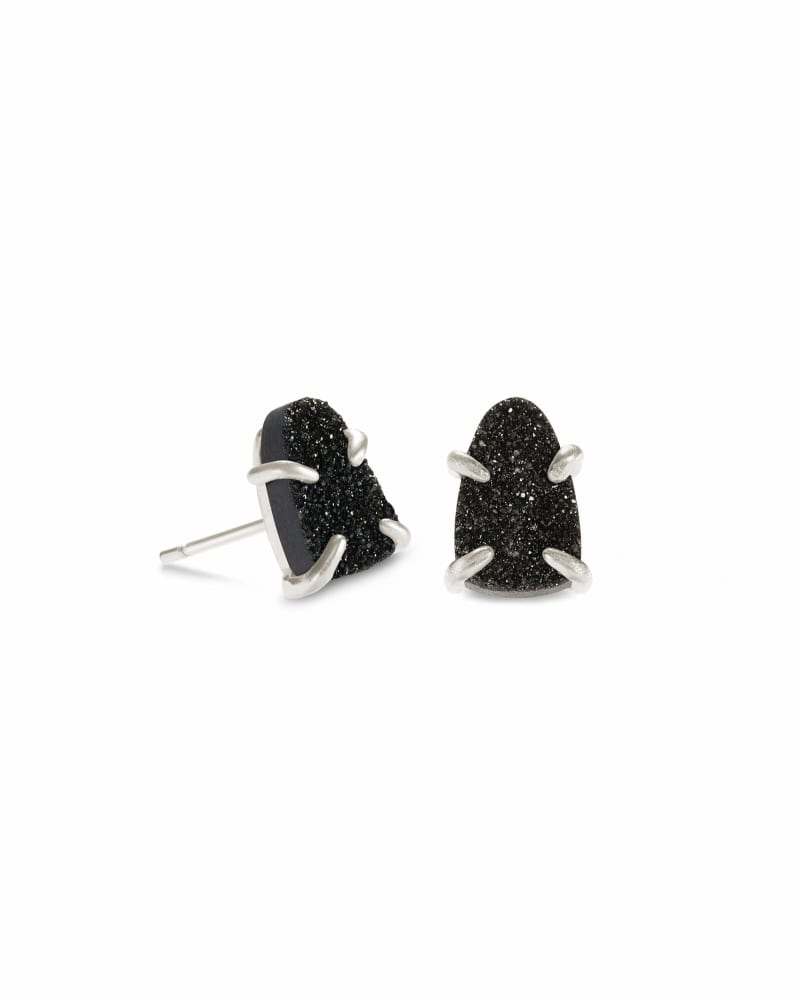 Harriett Stud Earrings in Silver