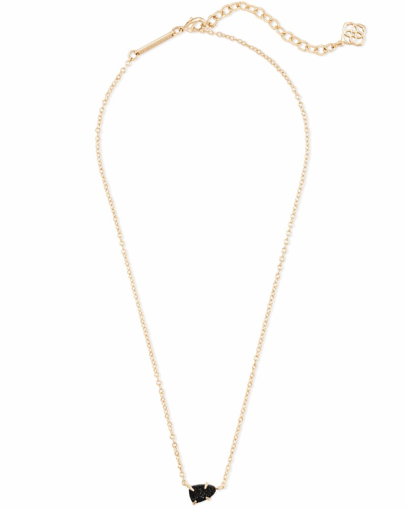Helga Pendant Necklace in Gold