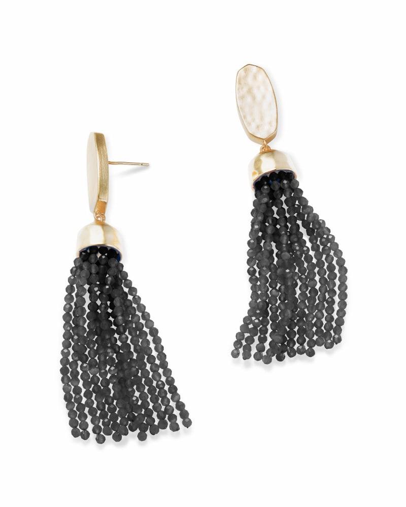 Marin Gold Statement Earrings