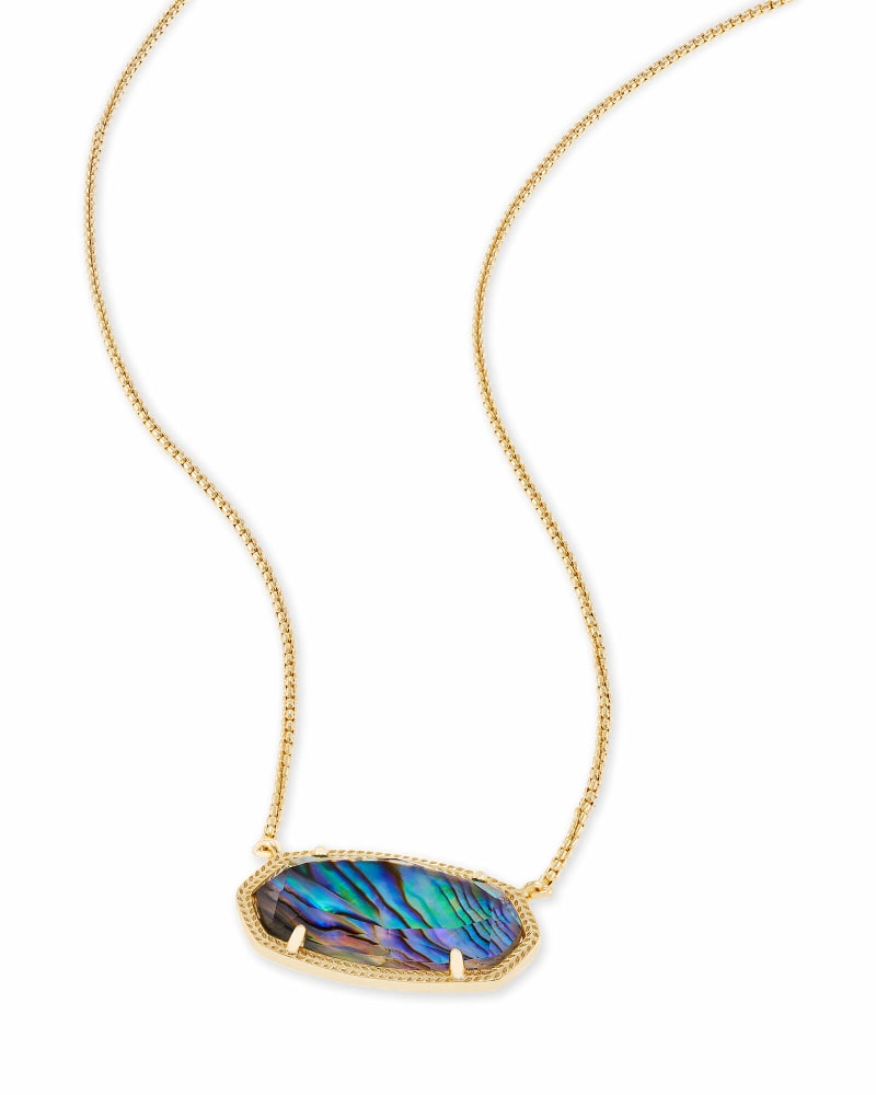 Delaney Pendant Necklace in Gold