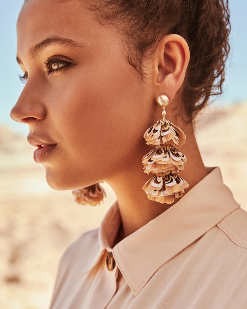 Lenni Statement Earrings