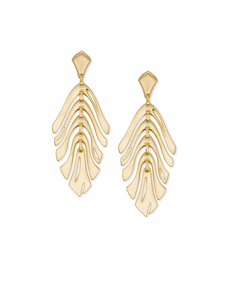 Luca Statement Earrings