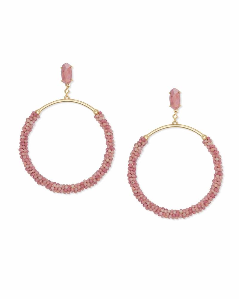 Russel Hoop Earrings