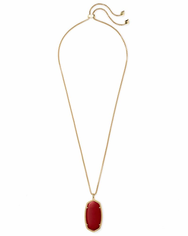 Reid Long Pendant Necklace