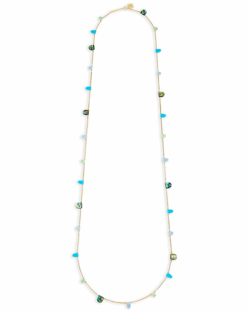Leola Long Necklace