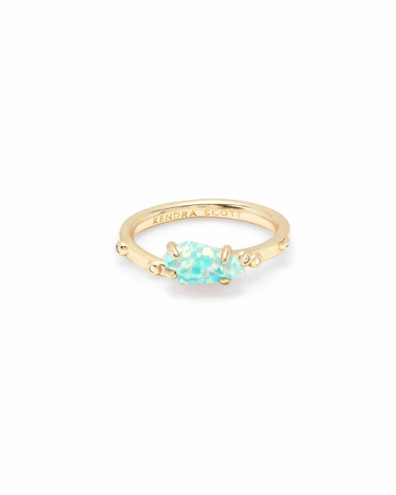 Julia Band Ring