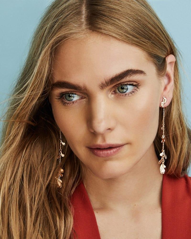 Pamela Statement Earrings