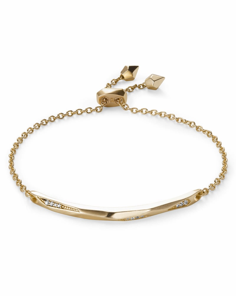 Angela Adjustable Chain Bracelet