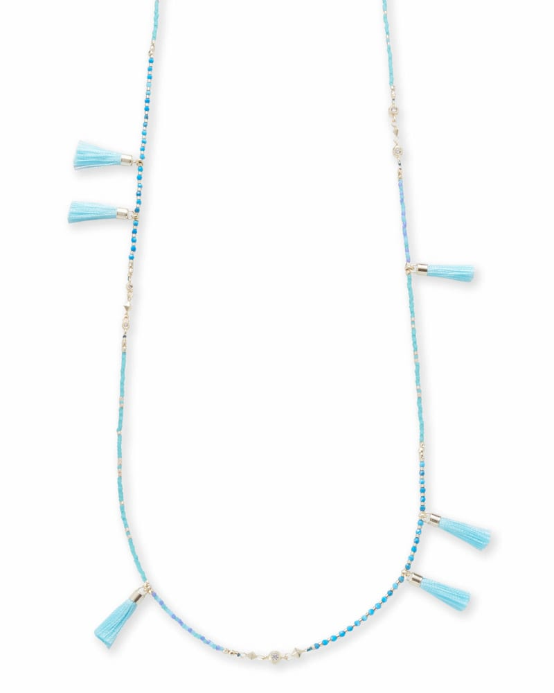 Augusta Long Necklace