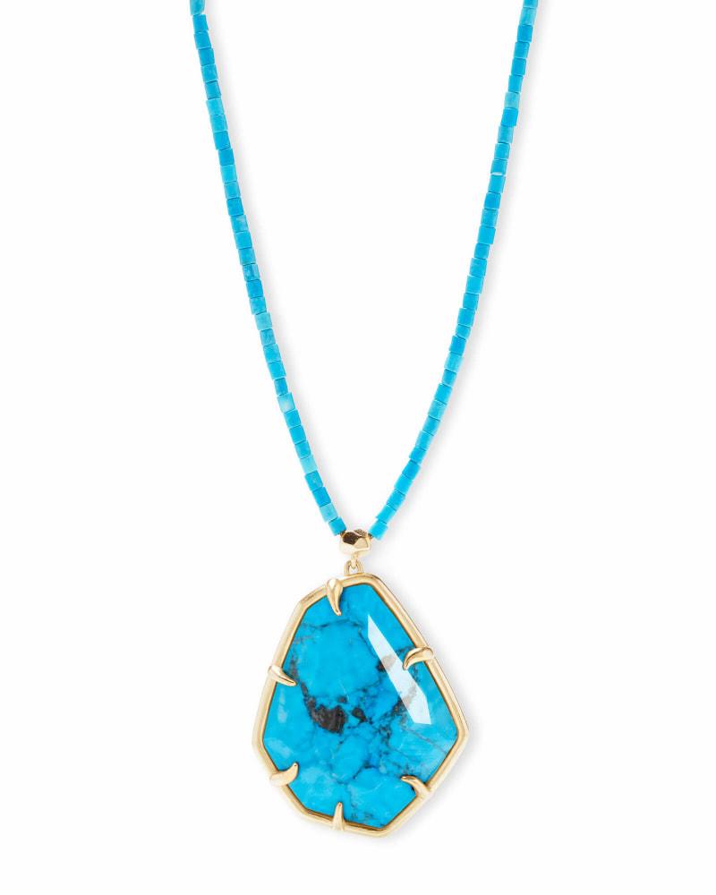 Beatrix Long Pendant Necklace