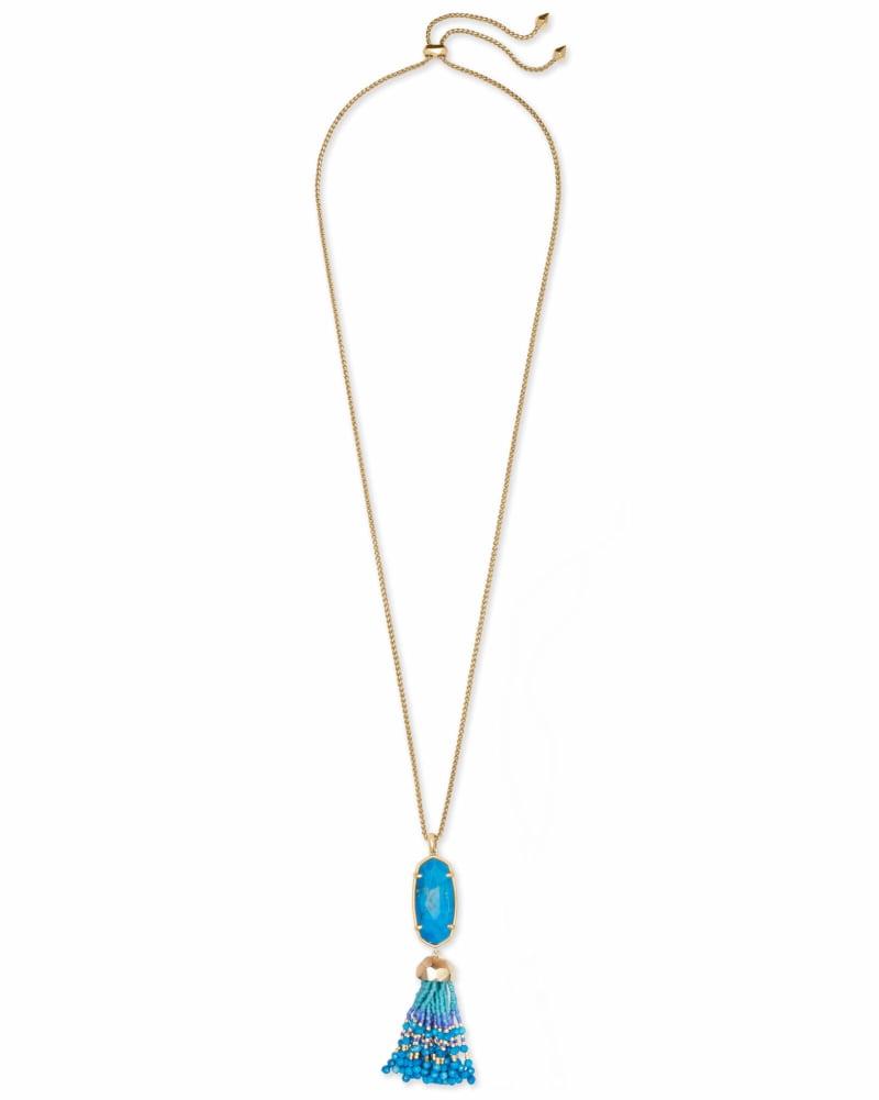 Eva Long Pendant Necklace