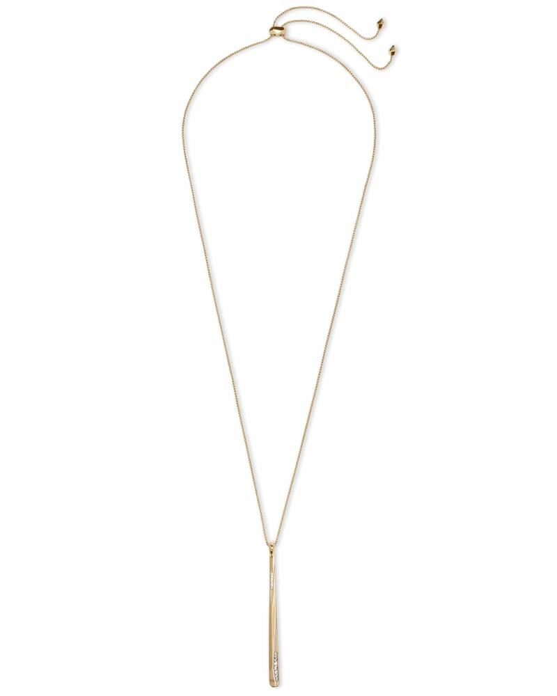 Ro Long Pendant Necklace