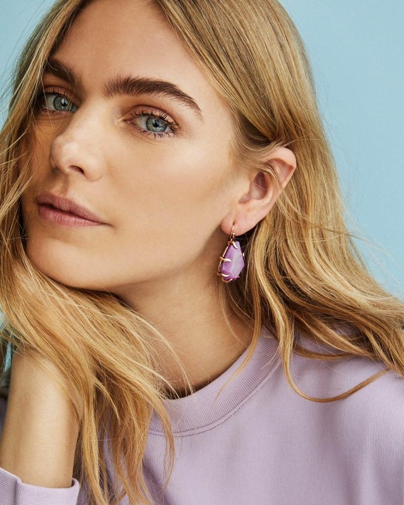 Rosenell Drop Earrings