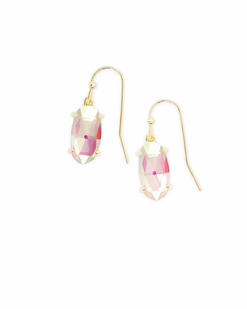 Lemmi Drop Earrings in Gold