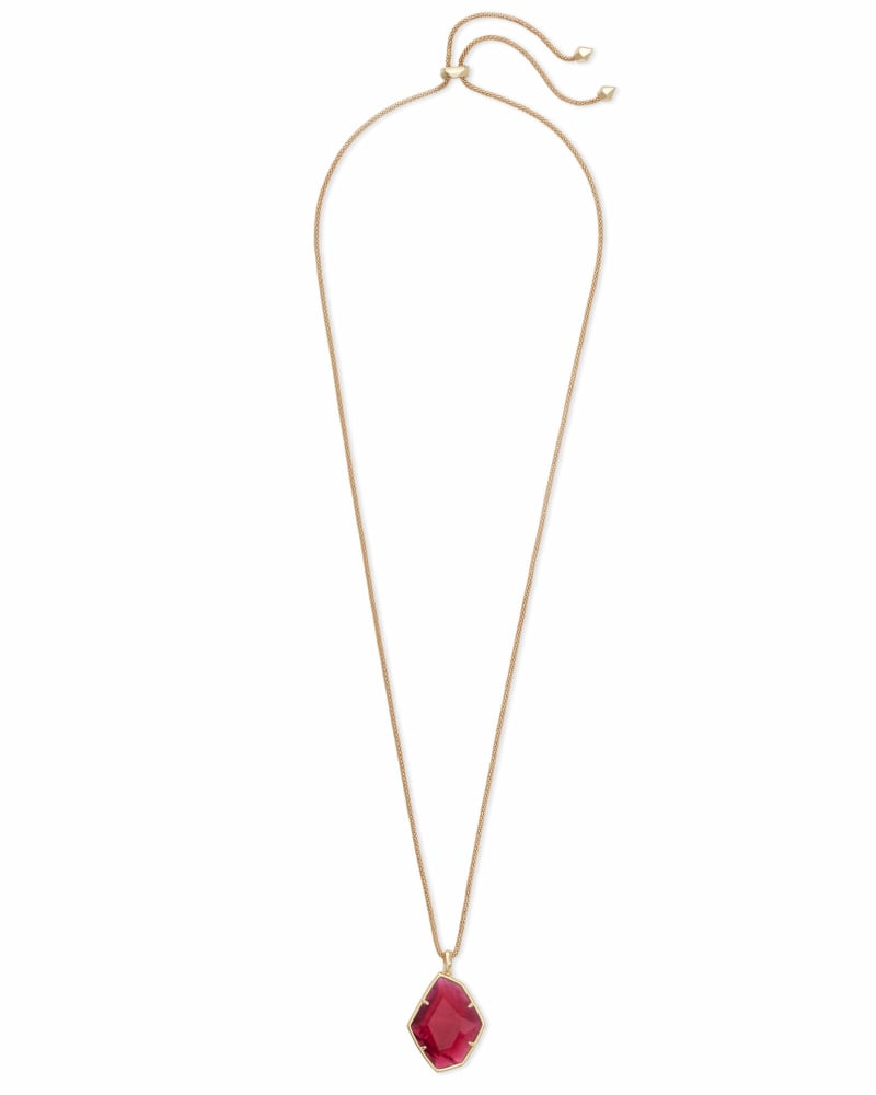 Kalani Pendant Necklace