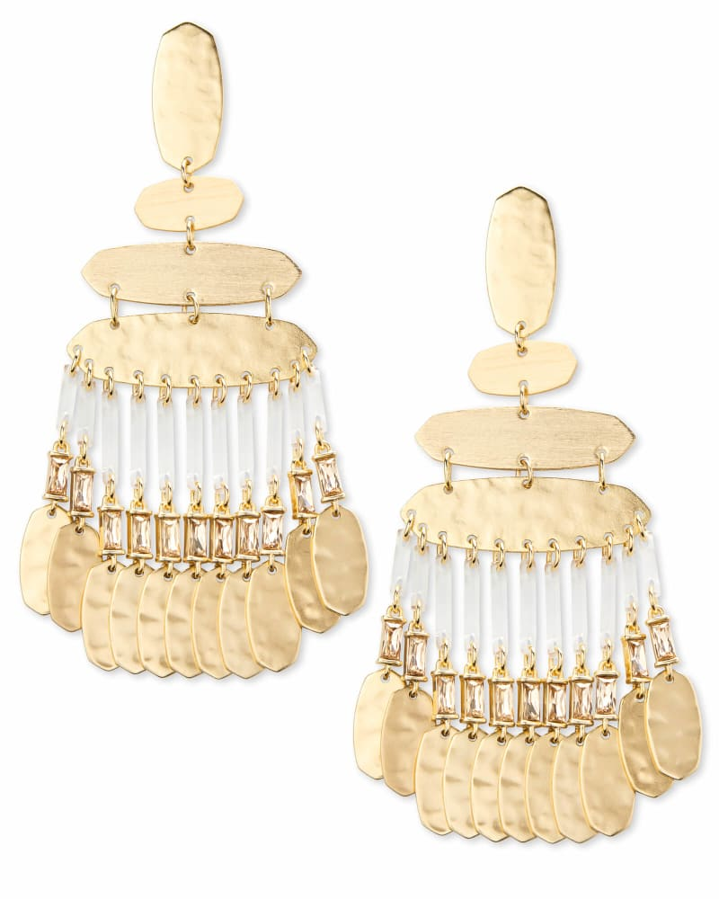 Nicola Statement Earrings