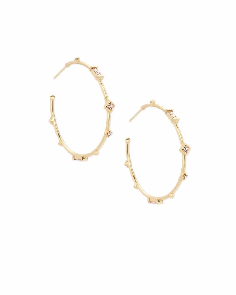 Rhoan Hoop Earrings