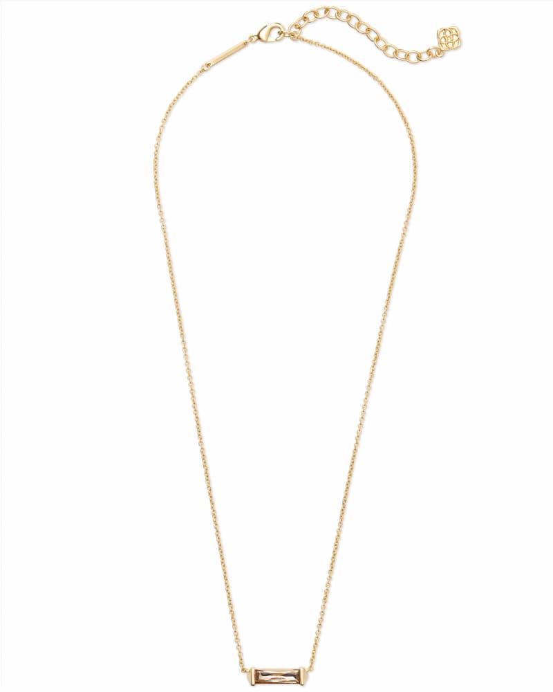 Rufus Pendant Necklace