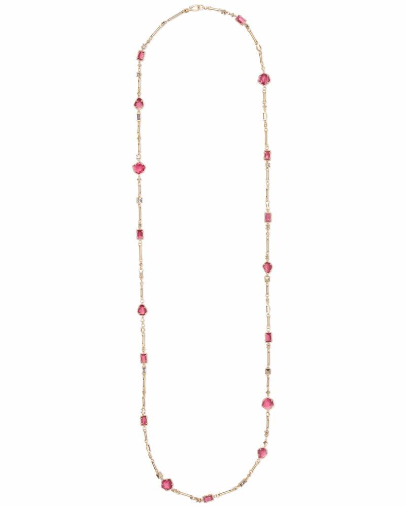 Yazmin Long Necklace