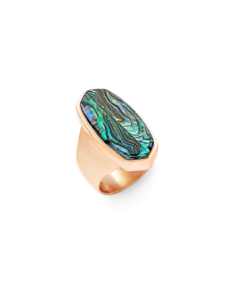 Kit Cocktail Ring in Rose Gold