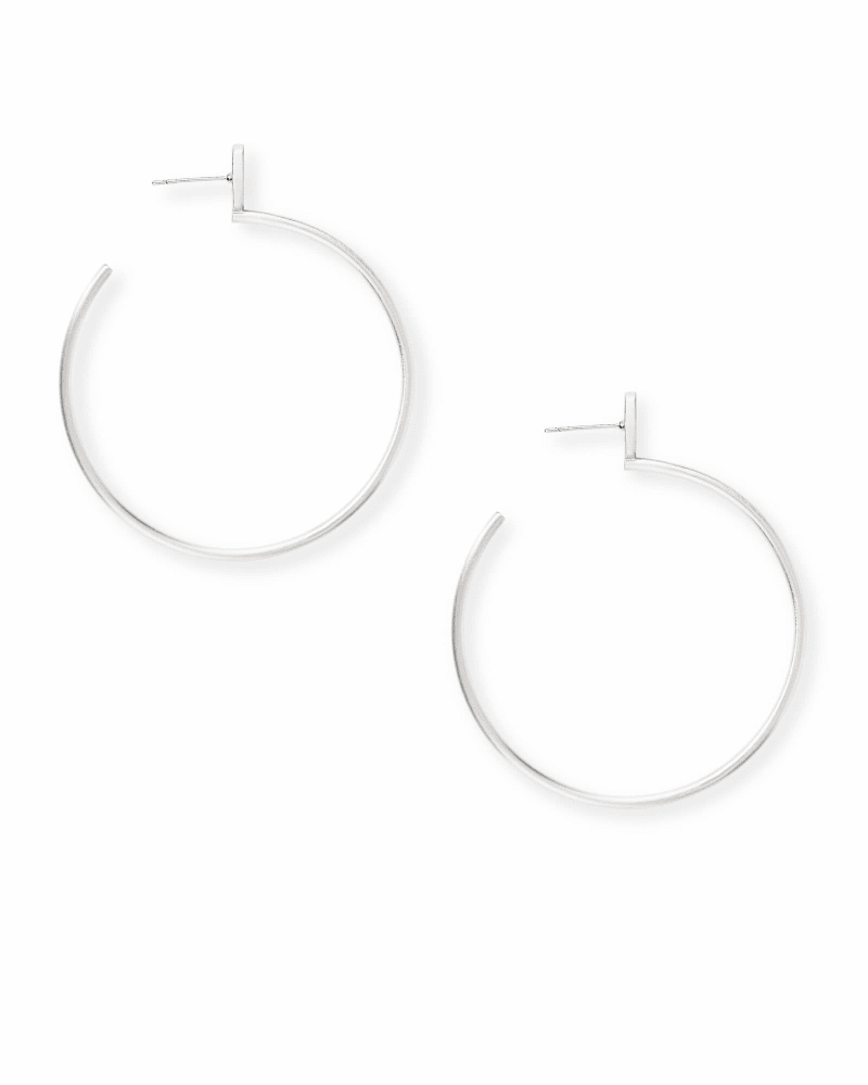 Pepper Hoop Earrings