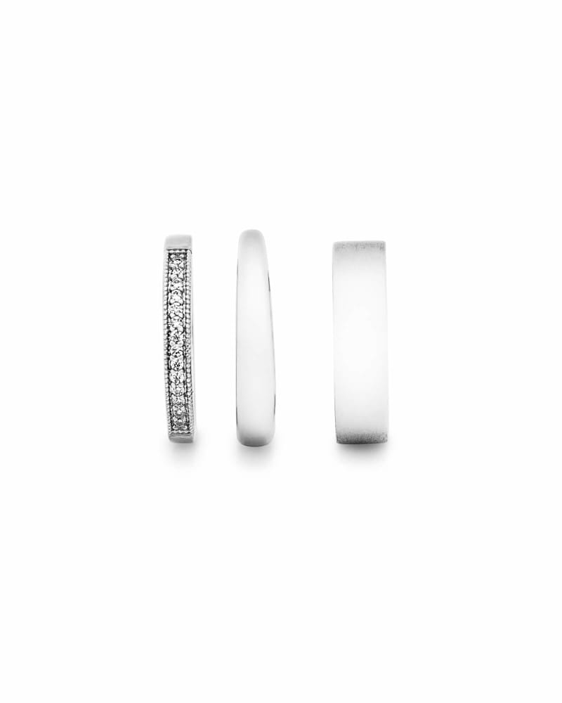 Tate Midi Ring Set