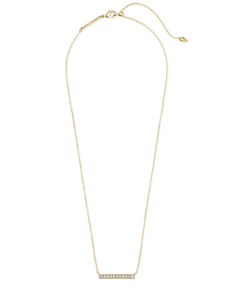 Addison Pendant Necklace in Gold