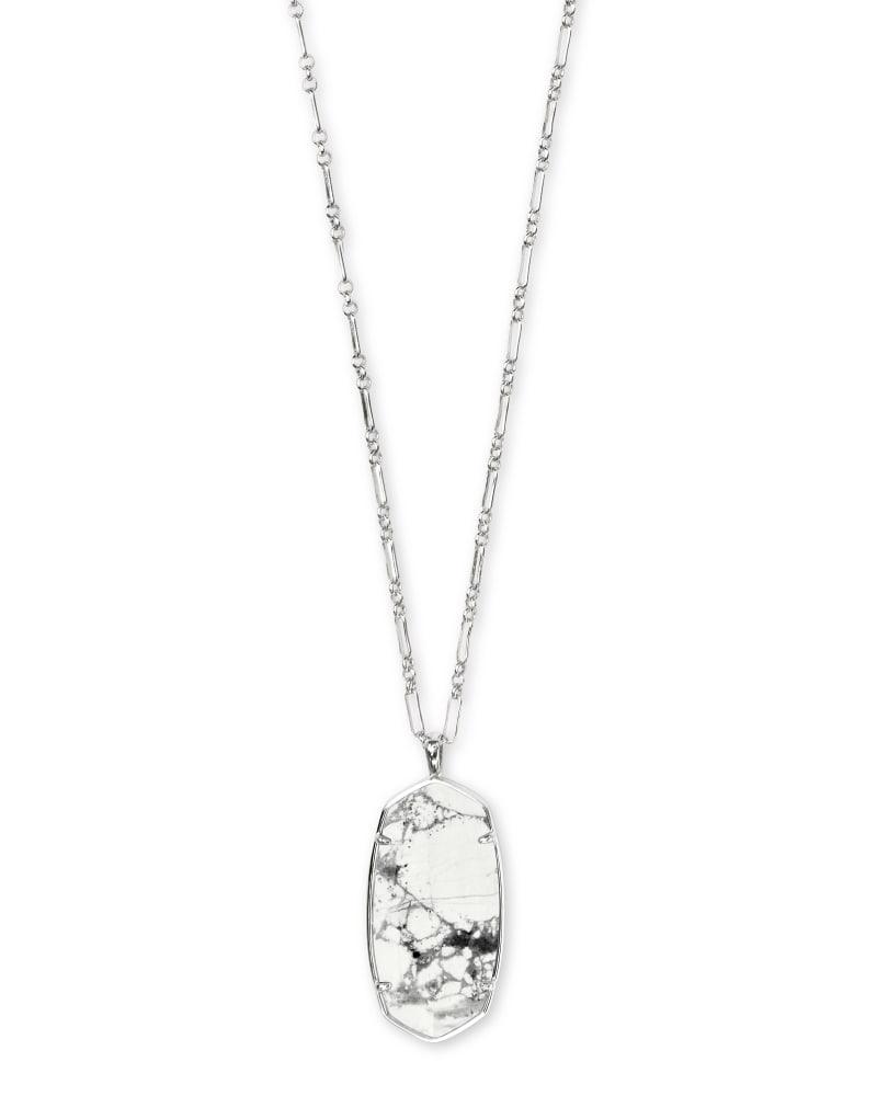 Kendra Scott Faceted Reid Long Pendant Necklace for Women