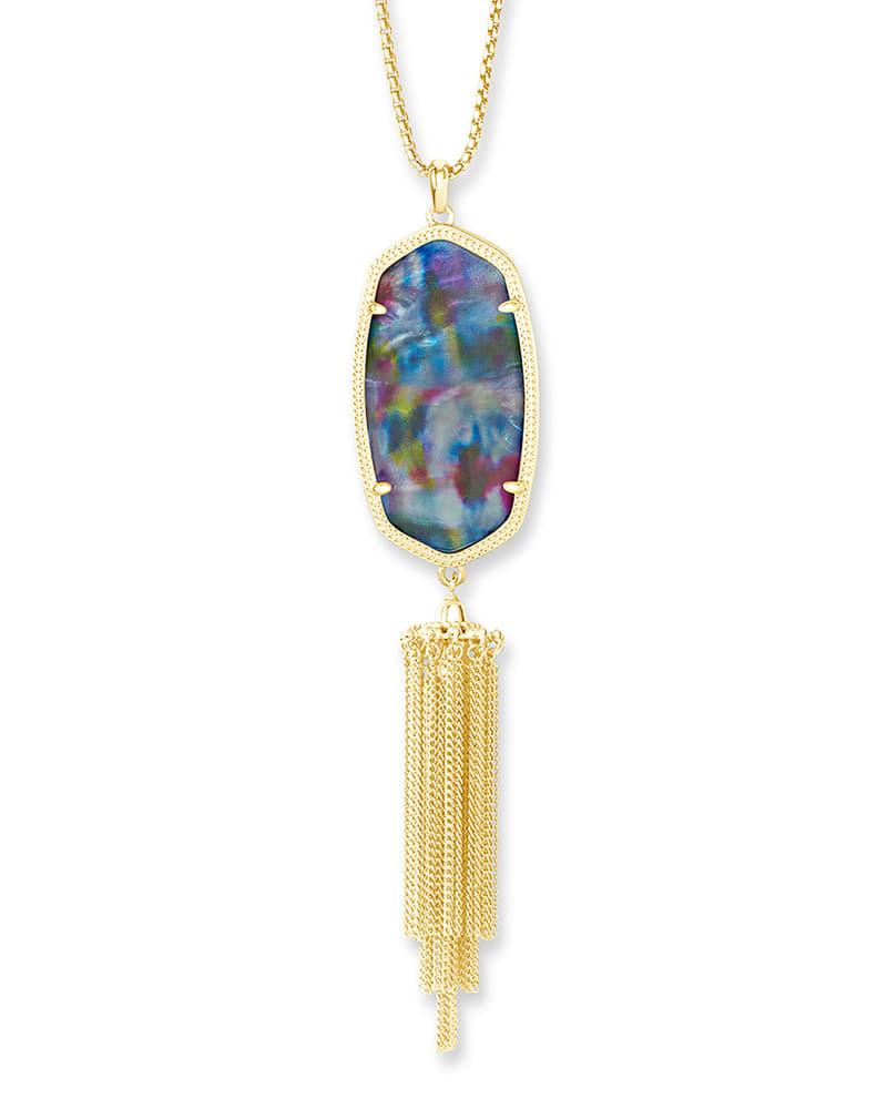 Rayne Necklace in Black | Kendra Scott